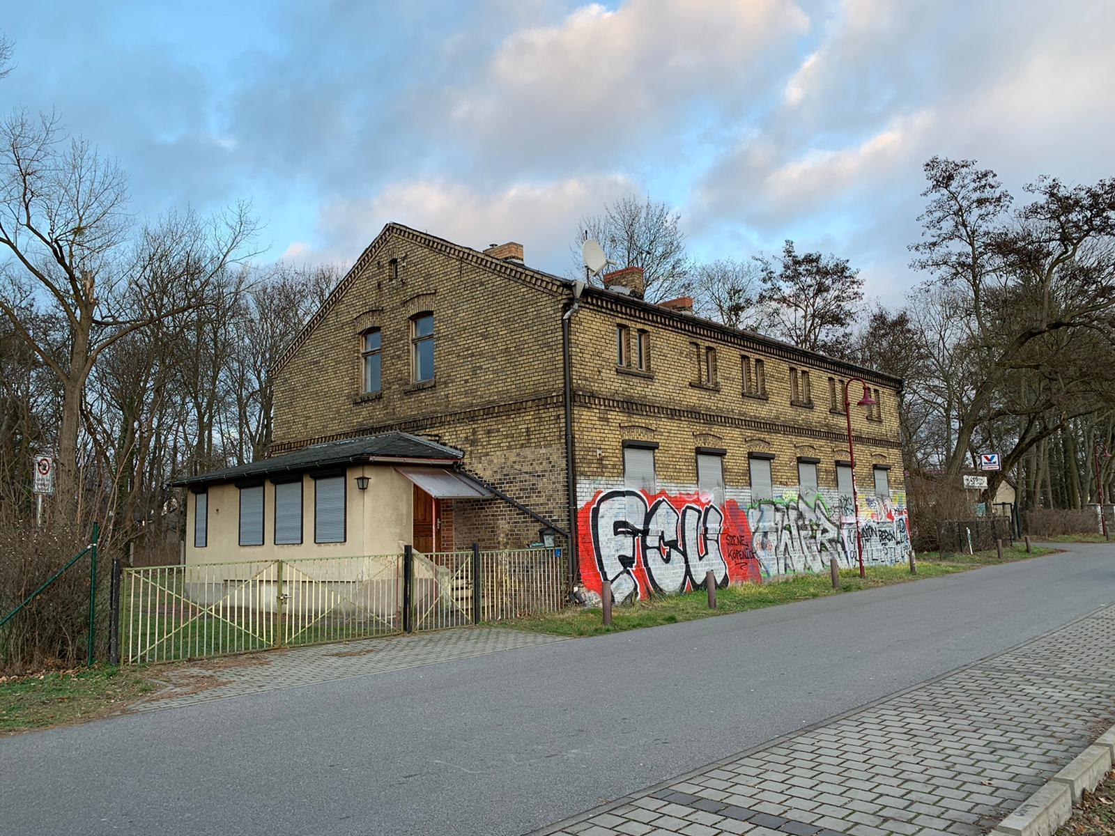Mögliches Jugendhaus in der Ziegelstraße Foto: Roman Zabel